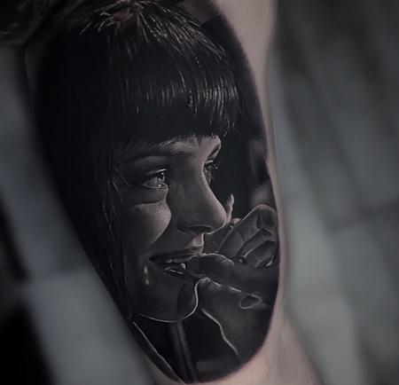 tattoos/ - Pulp Fiction Tattoo - 133818