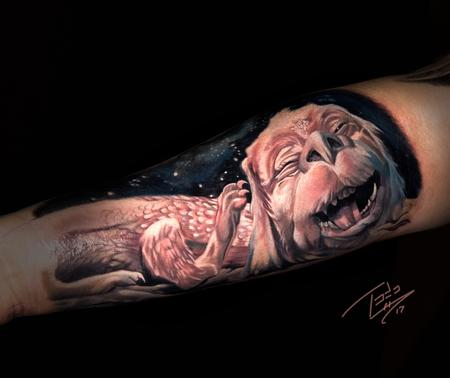 tattoos/ - Falcor - 131766