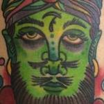 Soothsayer Tattoo Tattoo Design Thumbnail