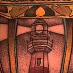 tattoo galleries/ - Lighthouse and Latern