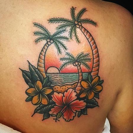 tattoos/ - Tropical  - 129586