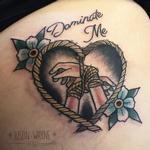 tattoos/ - bdsm heart tattoo - 130754