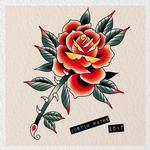 Art Galleries - Traditional Rose Flash - 130757