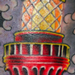 Lighthouse Original Art Thumbnail