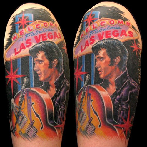 tattoos/ - Elvis Tattoo - 49843
