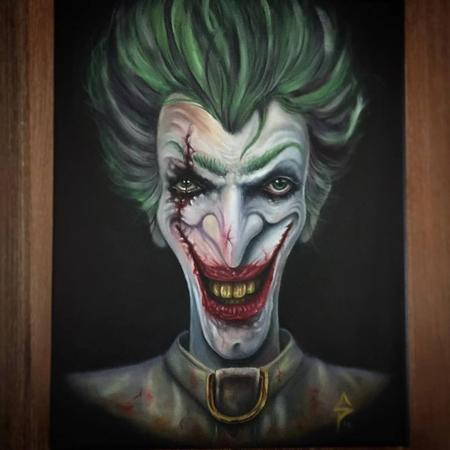 Art Galleries - Custom Joker - 125132