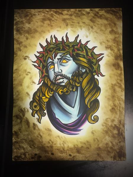 Art Galleries - Jesus - 129710