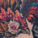 tattoos/ - rooster tattoo - 109598
