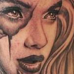 Portrait tattoo Tattoo Design Thumbnail
