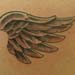 tattoo galleries/ - Small angel wings tattoo