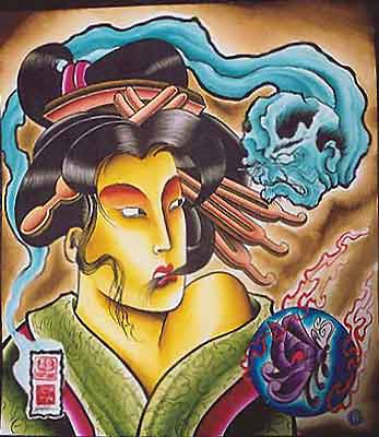 Art Galleries - Geisha - 29511