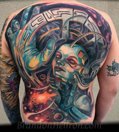 tattoos/ - Space Babe - 133033