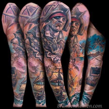 tattoos/ - Pirate's Booty - 133452