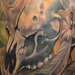 Skull in Desert Original Art Thumbnail