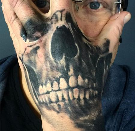 tattoos/ - Skull Hand tattoo shop duluth mn - 123660