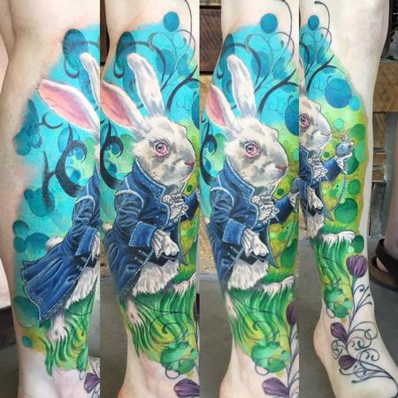 tattoos/ - Alice in Wonderland Tattoo Reproduction - 123664