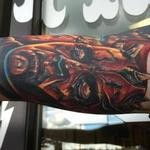 tattoos/ - Darth Maul (Healed) - 125170