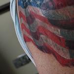 American Flag Tattoo Tattoo Design Thumbnail