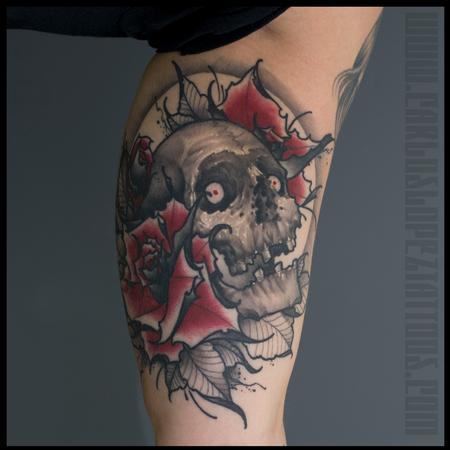 tattoos/ - Skull. - 113845