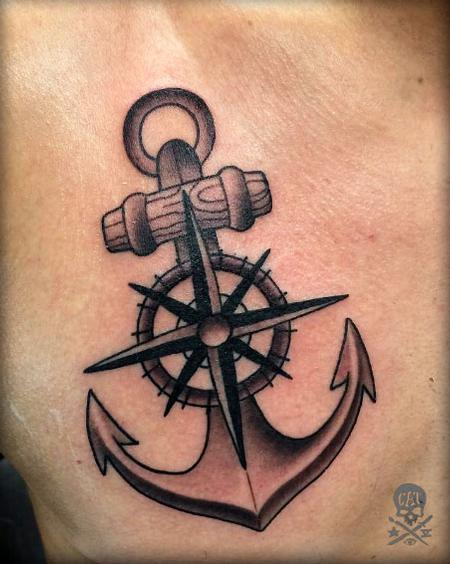Back & Chest - Anchor
