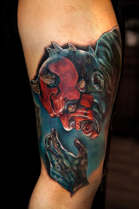 tattoos/ - Darth Maul - 129662