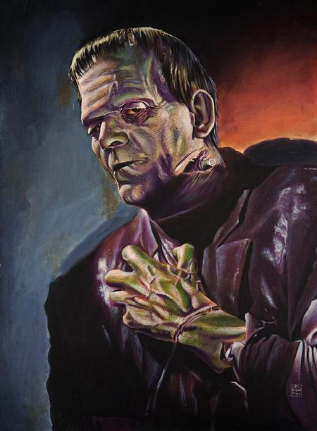 Art Galleries - Frankensteins Monster - 125474