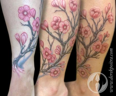 Tattoos - Cherry Blossoms - 102191