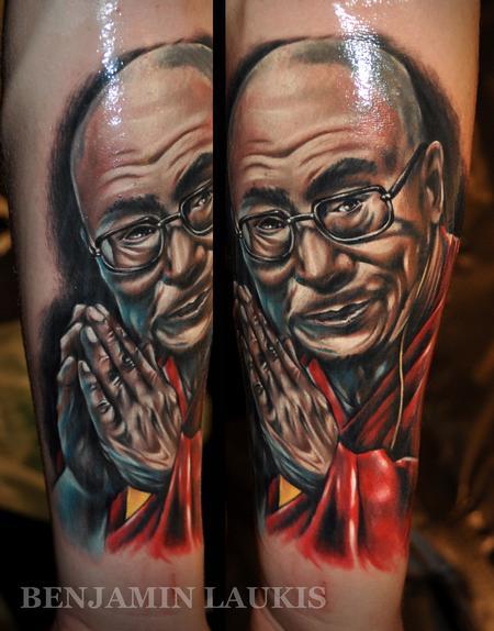tattoos/ - Dalai Lama - 72922