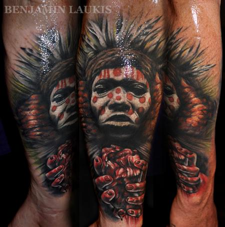 tattoos/ - witch doctor - 72924