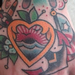 Ocean Love Tattoo Design Thumbnail