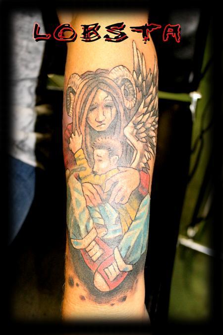 tattoos/ - Original Artwork by Lobsta - 129519