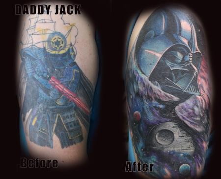 tattoos/ - Darth Vader  - 127655