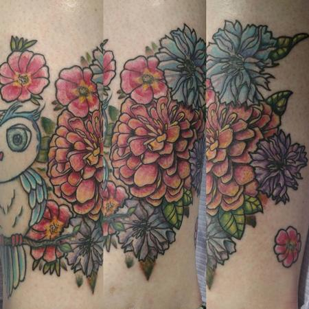 tattoos/ - Owl - 126508