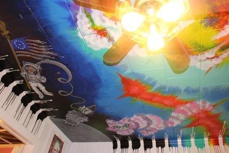 Art Galleries - Ceiling Art - 125089