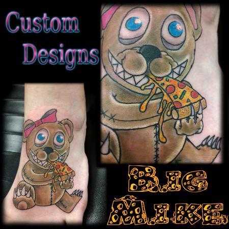 tattoos/ - Pizza Bear! - 131880