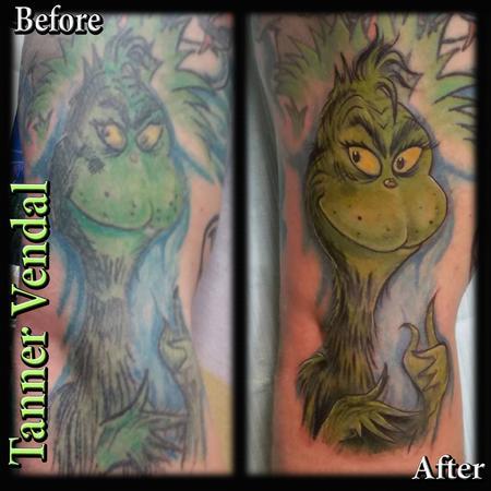 tattoos/ - Grinch Rework - 131623