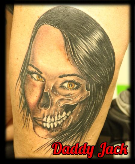 tattoos/ - morph_skull_fsce_portrsit_tattoobyJack - 132647