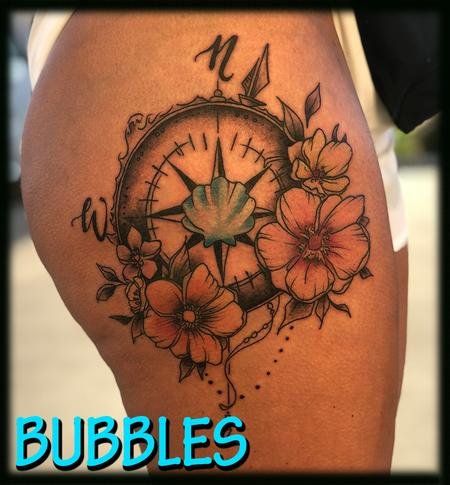 tattoos/ - tropical_compassrose_ByBubbles - 132911