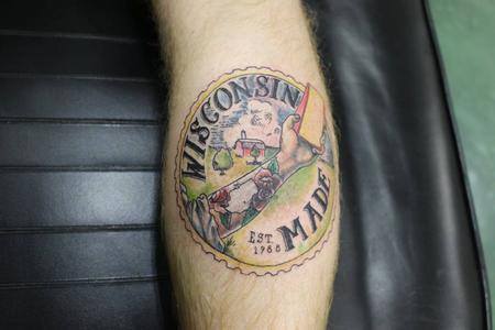 tattoos/ - Wisconsin Made - 126491