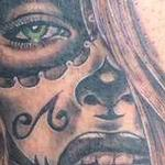 Beauty  Tattoo Design Thumbnail
