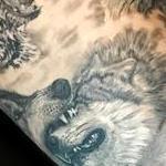 tattoos/ - Animal leg sleeve