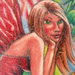 Tattoo-Books - Dandelion Fairy Detail 2 - 3717