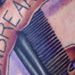 Tattoo-Books - the unbreakable comb - 2741