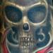 Tattoo-Books - Skull (Detail) - 4410