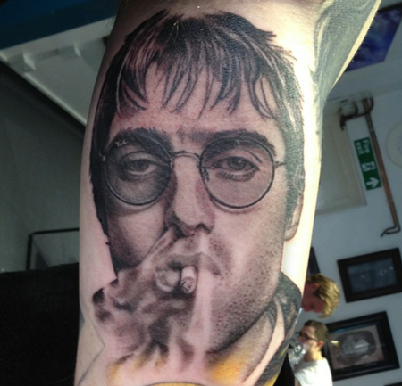 tattoos/ - Liam Gallagher - 115222