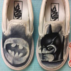 tattoos/ - Batman Forever Vans