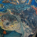 Sea Turtle Tattoo Design Thumbnail