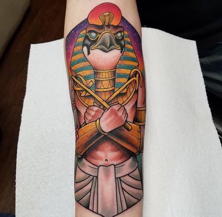 tattoos/ - Egyptian (Ra) - 132777