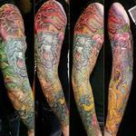 Animal sleeve Tattoo Design Thumbnail