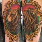 Bears Tattoo Design Thumbnail